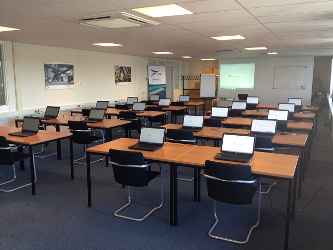 Basis VCA Leiden Examenruimte van IMR Training